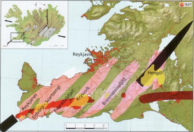 Vísindavefurinn: Hvað getið þið sagt mér um eldvirkni á Reykjanesskaga?